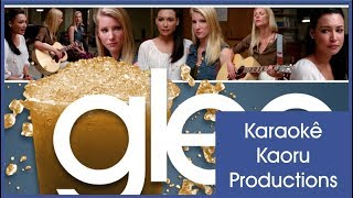 Glee - Landslide (Karaoke)