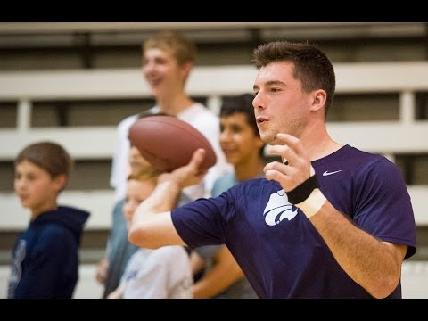 K-State Hosts Sports Clinic in Garden City