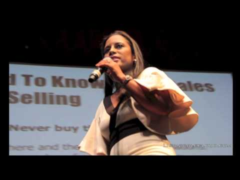Motivational Speaker Lisa Nicole Cloud