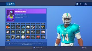 The NEW FOOTBALL SKINS ARE OUT!! Fortnite ITEM SHOP [November 9th]   Rainz