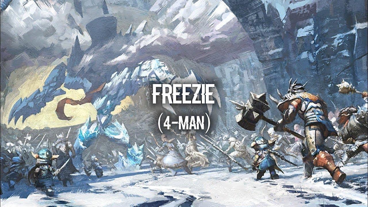 The Secret Lair Of The Snowmen (4-man) - Deroir