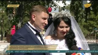 Жители Прииртышья отмечают двойной праздник