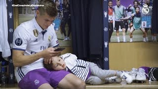 "Toni Kroos in ""At the Heart of La Duodécima"" - Documentary 