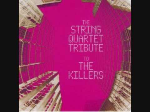 Mr. Brightside - The Vitamin String Quartet *lyrics too*