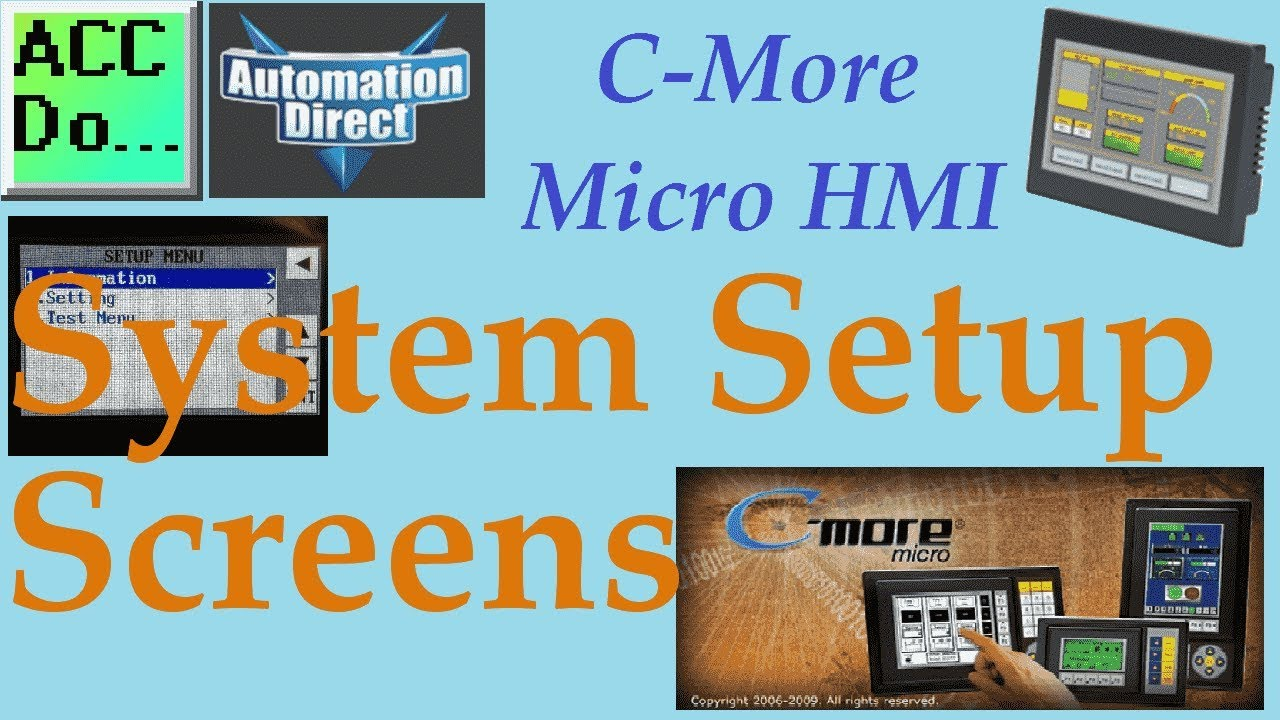 DRIVER: AUTOMATIONDIRECT C-MORE MICRO