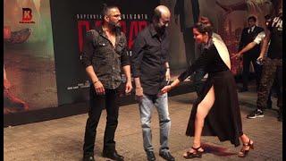 "Live: Rajnikanth, Sunil Shetty Arrives AT TRAILER LAUNCH OF Film ""DARBAR"""