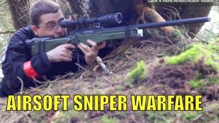 AIRSOFT SNIPER L96 M200 M16 Scar MP5 G36C Section8 Scotland