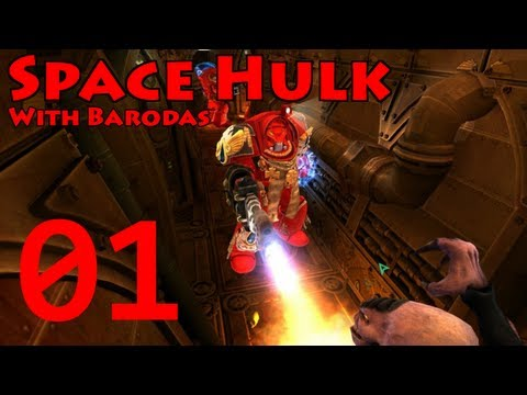 Space Hulk - Alarm Call - Part 1