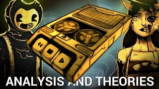 New Bendy Teaser! Wally Franks Audio Log (Analysis & Theories)