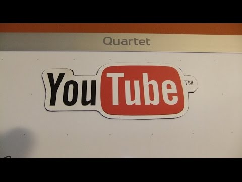 quartet-magnetic-whiteboard,-first-impressions