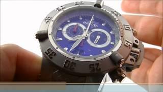 Invicta 4566 Subaqua Noma Chronograph Tachymeter Watch