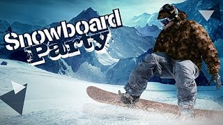 Snowboard Party Android GamePlay Trailer (1080p) [Game For Kids]
