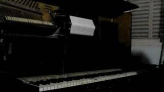 Five foot two, Eyes of Blue / Fox trot / Melodee roll 1005 / Pianola Gulbransen