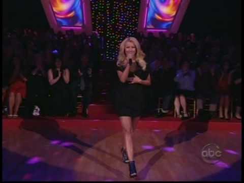 Julianne Hough Singing