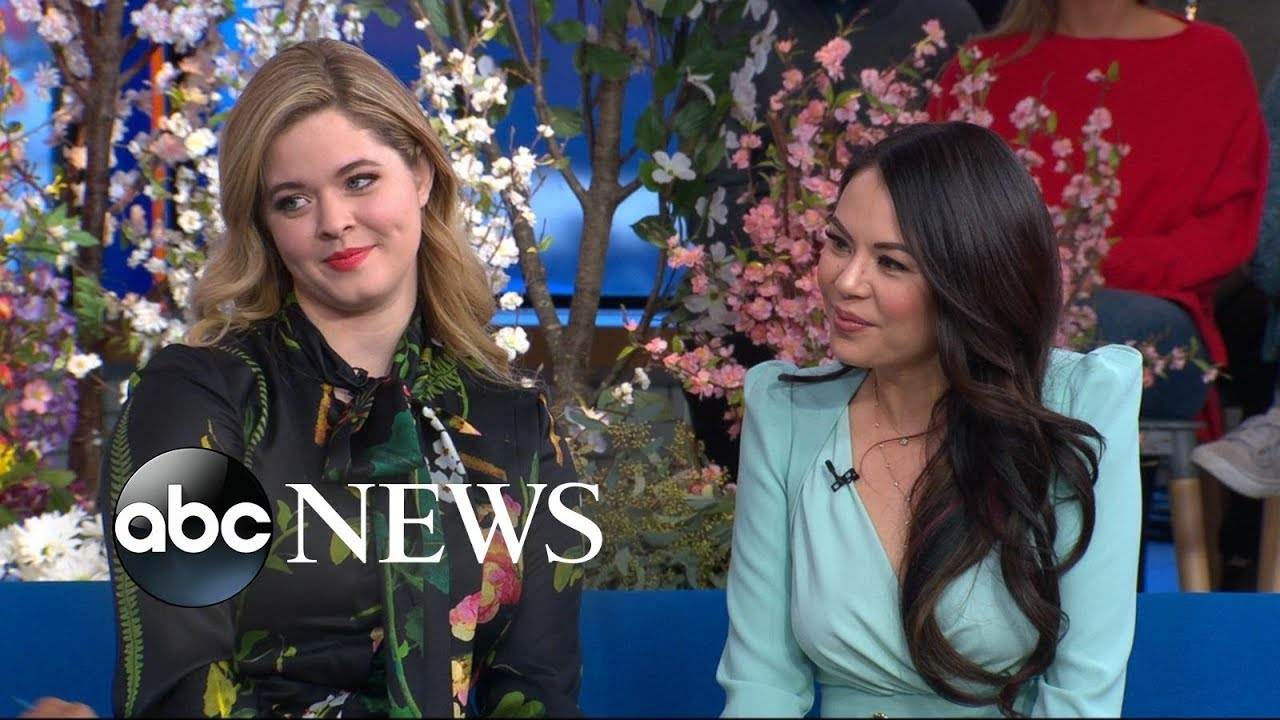 'Pretty Little Liars' stars talk about their hot new spinoff l GMA