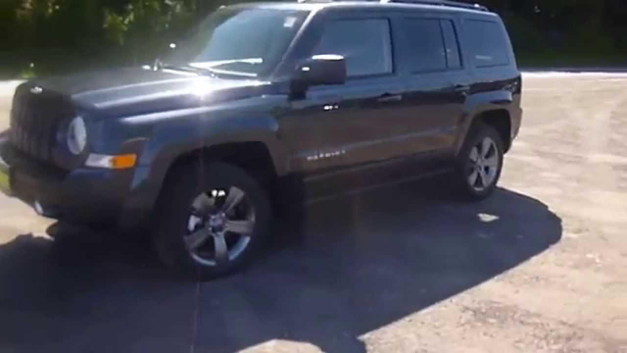 2015 jeep patriot latitude 4x4 suv - youtube