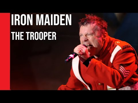 IRON MAIDEN - The Trooper  sub Español +