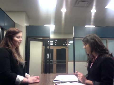 Leah Tilson's  Student Affairs Intern