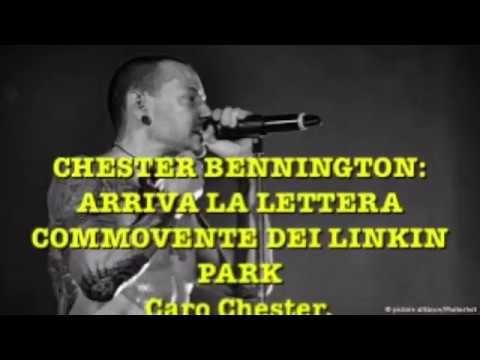LETTERA DEI LINKIN PARK A CHESTER