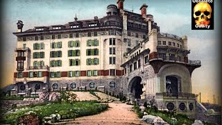 Abandoned 1908 Hotel in the Italian Alps▭Sneaky Exploration▭Suspiria 2 - 2017 Film Set Location!!