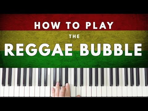 How To Play A Reggae 'Bubble' Rhythm