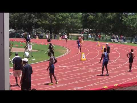 MGX Boys Break AAU National Club 4x4 Relay U18 RECORD 3:04.45 ALL-TIME AMERICAN RECORD