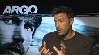 Ben Affleck Interview - Argo