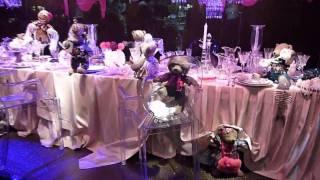 Рождественская витрина с мишками Тедди, Galeries Lafayette