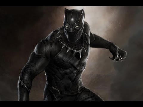 Black Panther, Hollywood Decoded By KT The Arch Degree W/ Red & Blue Pill
