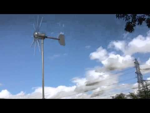 Renewable Motion wind turbine
