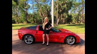 Chevrolet Corvette 2012 Videos
