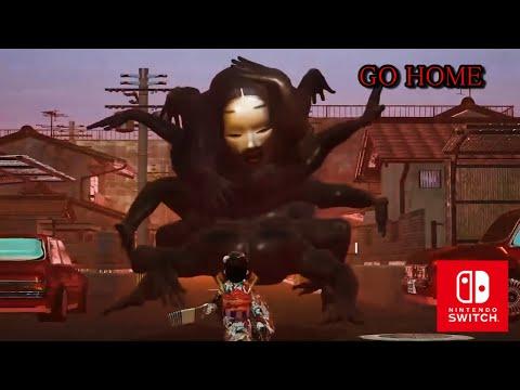 あの日本の住宅街に「恐怖の徘徊者」が現れるホラーゲームが怖すぎる【GO HOME 影廊コラボ】スイッチ版(大絶叫あり)