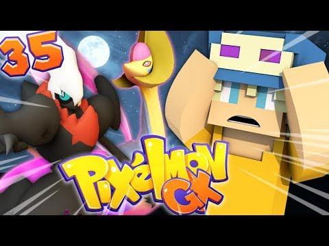 L'ASCESA DI DARKRAI E CRESSELIA! CATTURIAMO IL DUO LUNARE! - Minecraft ITA - Pixelmon GX #35