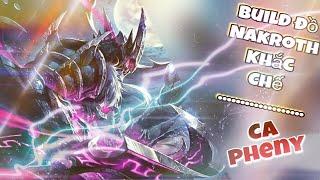 LIÊN QUÂN MOBILE | Khi chơi Nakroth bạn sợ đối đầu với Capheny? Và đây là TẤT CẢ MẸO để khắc chế!