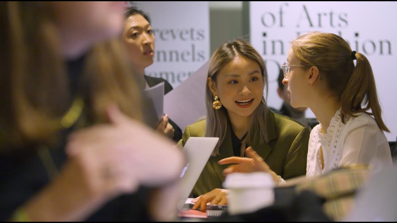 Msc Fashion Luxury Institut Francais De La Mode