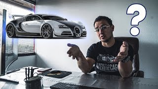 THE TRUTH ABOUT MY BUGATTI ??!!