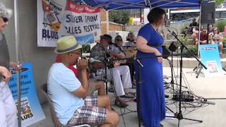 5-10-15 Hours - Archie Edwards Blues Ensemble at the Silver Spring Blues Festival 2015
