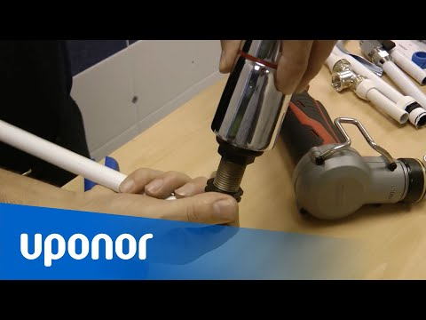 Uponor Q&E Tap Connections