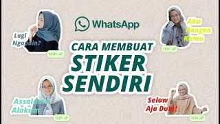 Download Video Tips...!!! Cara Membuat Stiker Sendiri di WhatsApp MP3 3GP MP4