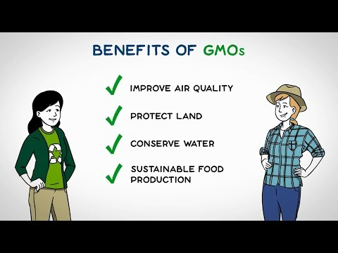 Let's Talk About GMOs And The Environment | Pros & Cons of GMOs | GMO Answers