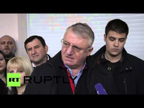 Serbia: Mourners commemorate Milosevic on 10th anniversary of his death