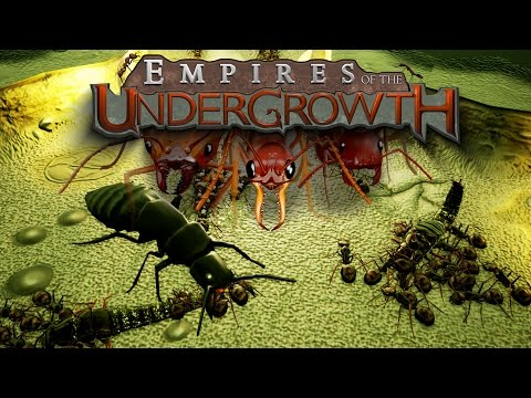 empires of the undergrowth download demo
