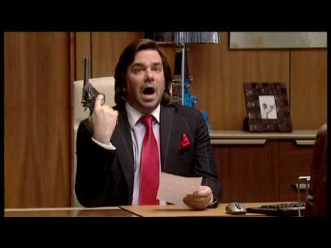 Denholm's letter The IT Crowd | Series 3 - Episode 1