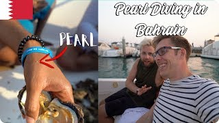 Dan and I went Pearl Snorkeling in Bahrain! | Evan Edinger Travel | ad