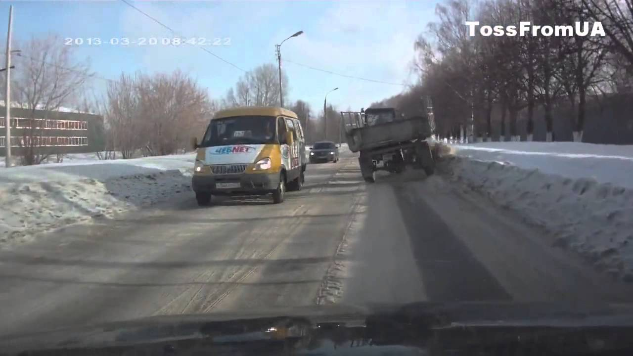 Russia Car Crash Compilation 2013 March All New Part 21 Youtube