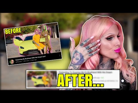 jeffree SOLD nates car! | tana VS MTV