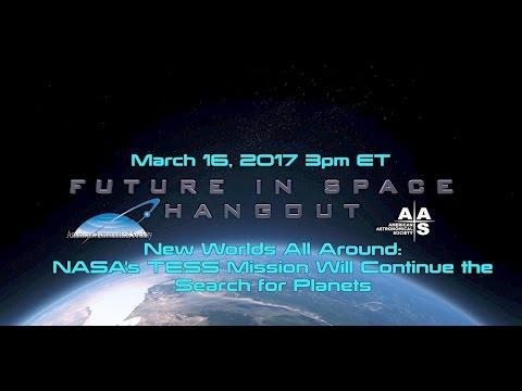 NASA's TESS Mission Update