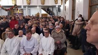 Działdowo pożegnało ks. kanonika Mariana Barzowskiego