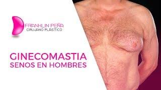 Ginecomastia (Senos en Hombres)