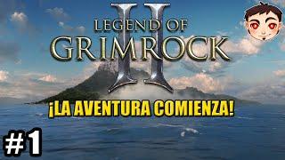 Legend of Grimrock 2 Ep.1 - ¡LA AVENTURA COMIENZA!